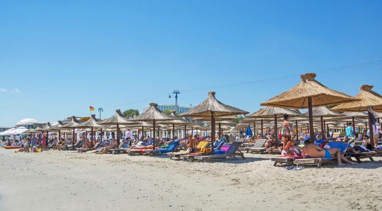 Sute de unitati de turism si de agrement de pe litoral, amendate de pompieri in sezonul estival
