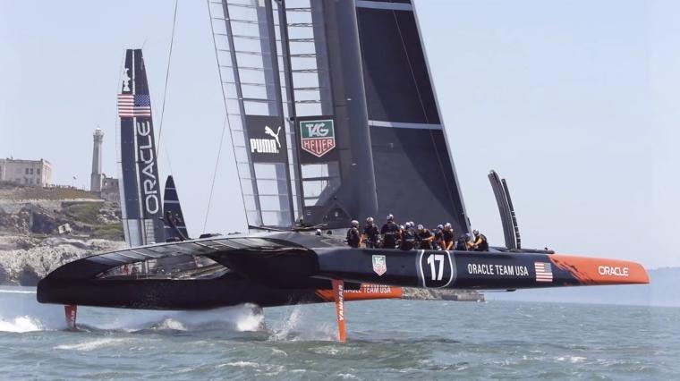 Miloane de euro pentru o...cursa de yacht-uri: cum schimba tehnologia cea mai veche competitie din lume