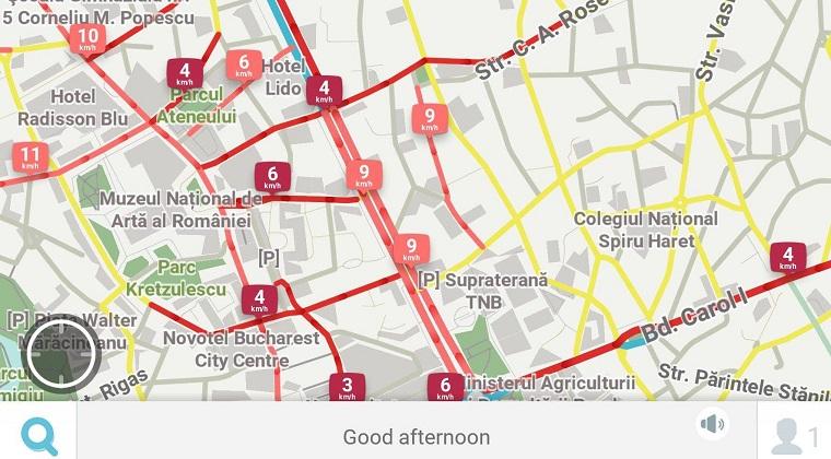 Aplicatia Waze incheie un parteneriat cu INRIX: Va sti cate locuri libere are o parcare si cat costa taxa