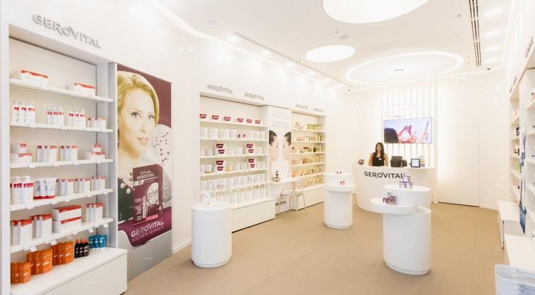 Farmec deschide la Bucuresti primul magazin Gerovital din Romania, cu o investitie de 67.000 euro