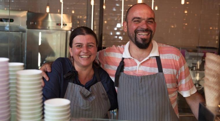 Reteta unui business profitabil dupa doar 4 luni: ce planuri are gelateria artizanala Puro&Bio