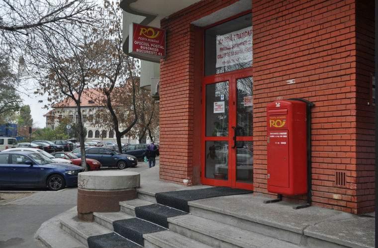 Posta Romana cumpara servicii de monitorizare si interventie de 3,2 milioane euro