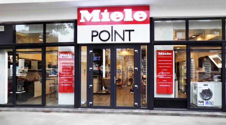 Miele deschide al doilea magazin din Bucuresti cu o investitie de 100.000 euro