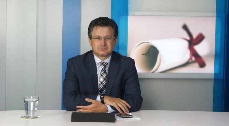 Mihnea Costoiu, rector Universitatea Politehnica: Exista un deficit enorm de ingineri. Avem 11.000 de oferte de munca pentru 3.500 de absolventi