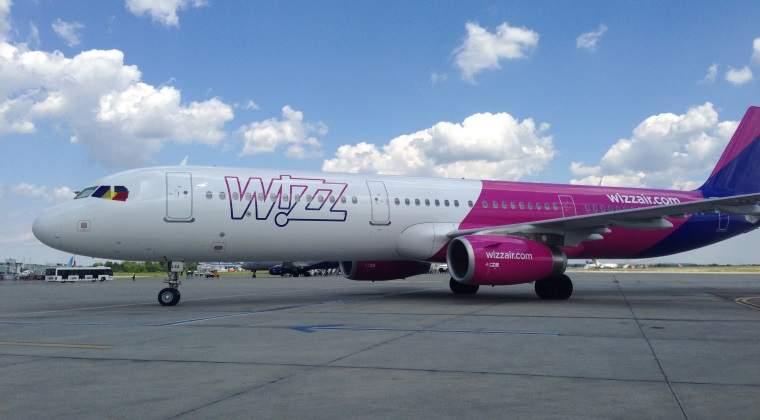 Wizz Air a ajuns la 3 milioane de pasageri transportati din Bucuresti si Cluj catre Londra