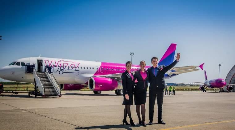 Wizz Air cauta tineri cu sau fara experienta pe care sa-i faca piloti
