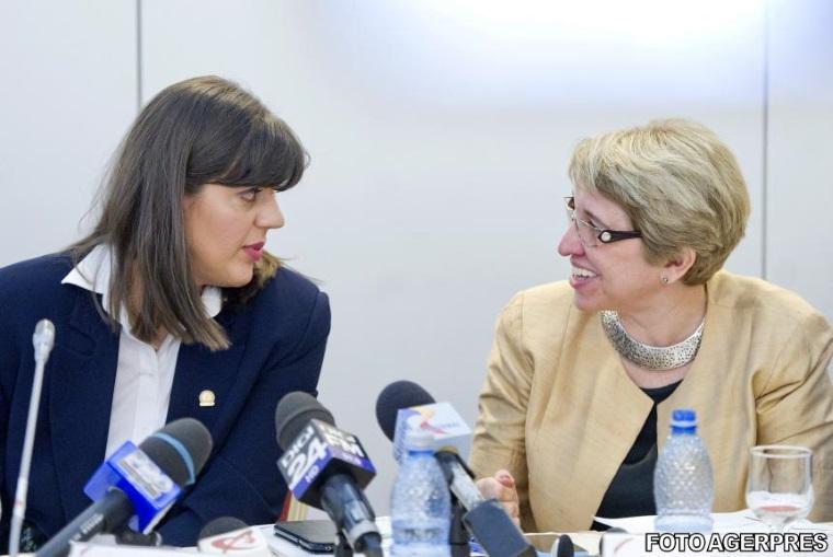 Pachetul ICCJ a deschis dosar penal in cazult autodenuntului lui Sebastian Ghita cu privire la teza de doctorat a Laurei Codruta Kovesi