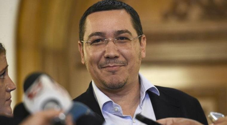 Victor Ponta: Noi cei de stanga avem un hobby pentru bursa si reduceri de taxe