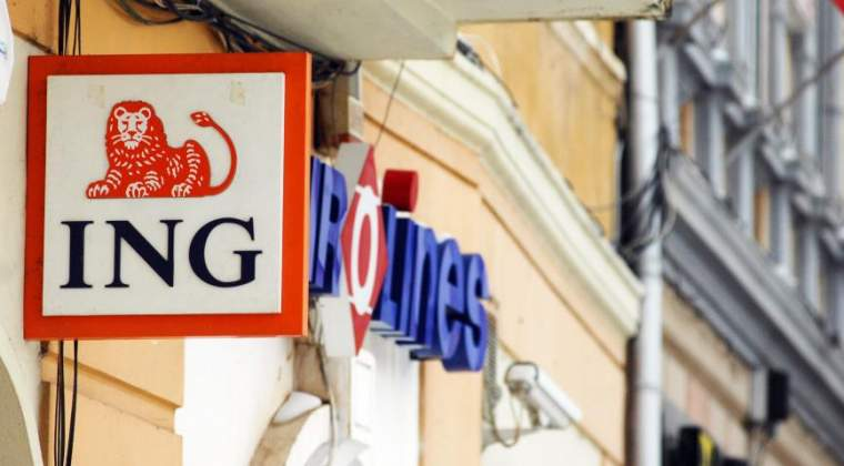 ING va desfiinta 7.000 de posturi si va investi 800 milioane de euro in platforme digitale