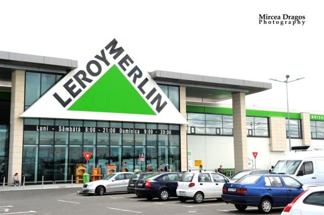 Leroy Merlin a cumparat terenul pe care detine magazinul din Chitila, cel mai mare spatiu comercial al retelei