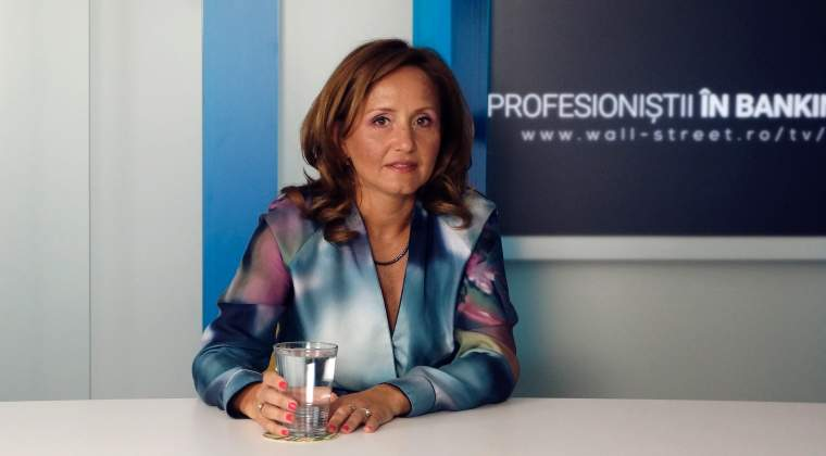 "Dana Demetrian, BCR: Legea Darii in Plata a fost un ""dezastru"" pentru piata bancara"