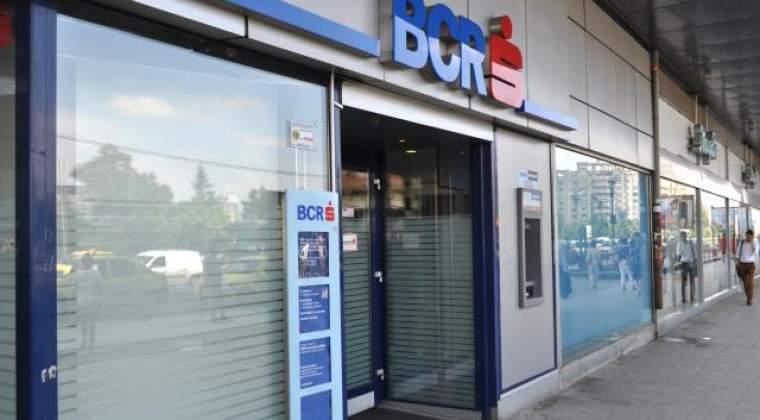 BCR a inregistrat circa 1.000 de notificari validate pe Legea darii in plata