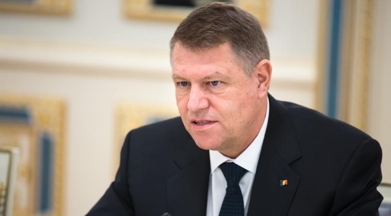 Iohannis: Proiectul de tara ar putea fi finalizat intr-un an, dupa o consultare publica de circa sase luni