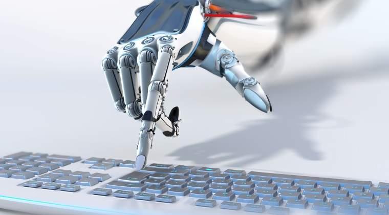 Top: joburile cu cel mai mare risc ca angajatii sa fie inlocuiti de roboti