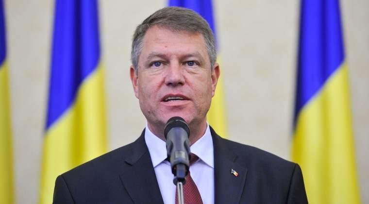 Klaus Iohannis: Indemn politicienii sa se pregateasca pentru o campanie electorala fara mizerii