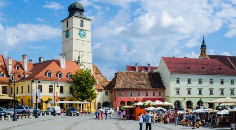 Sibiul va fi Regiune Gastronomica Europeana in 2019, cu un buget de aproximativ 9 milioane euro