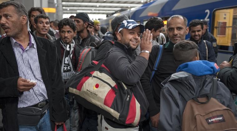 Sirieni traumatizati in urma unor agresiuni incep sa se gandeasca sa paraseasca Germania