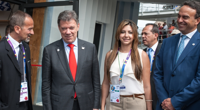 Juan Manuel Santos, distins cu Premiul Nobel pentru Pace pentru eforturile de a pune capat razboiului din Columbia