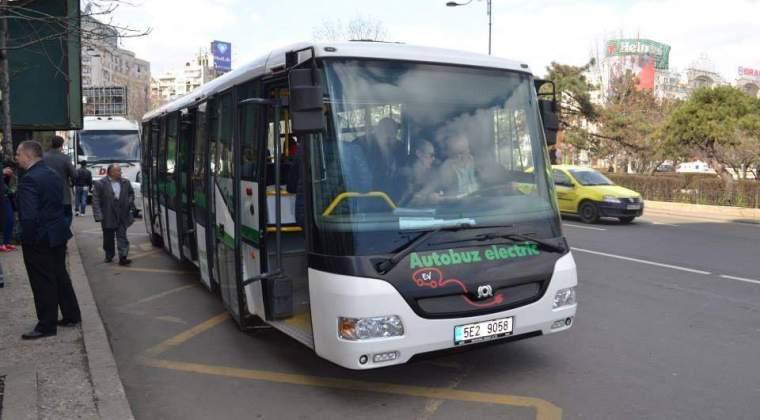 RATB va avea peste 100 de autobuze electrice anul viitor