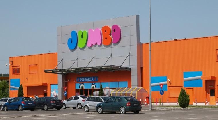 Profitul retailerului de jucarii Jumbo a urcat cu 16%, sustinut de Romania si Bulgaria