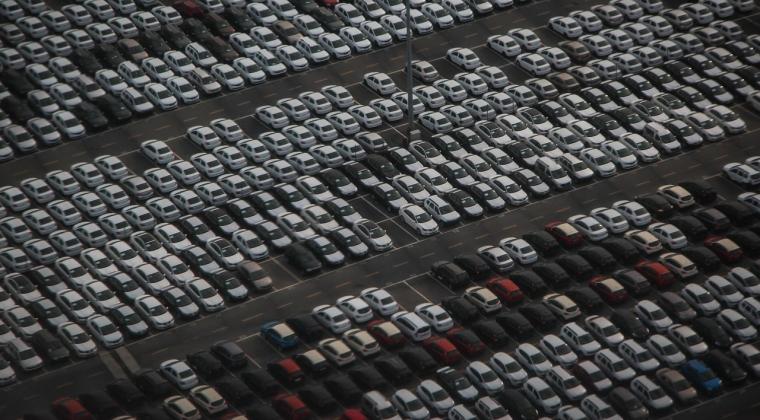 ANALIZA: Una din zece masini second-hand importate in Romania din UE are daune majore