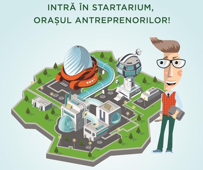 ING si Impact Hub lanseaza Startarium, o platforma pentru antreprenori