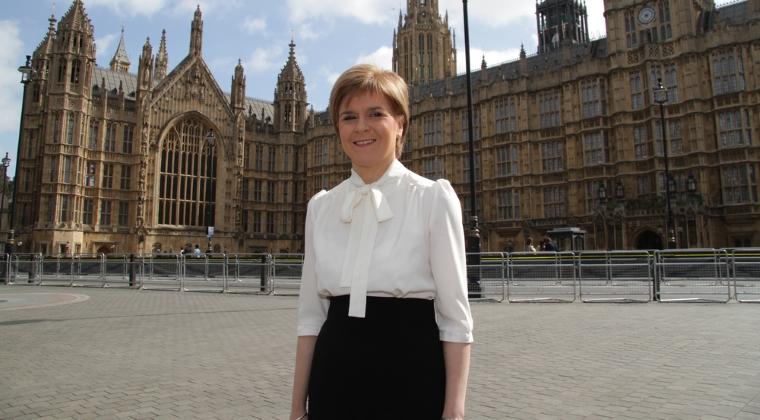Scotia a anuntat un nou proiect legislativ privind organizarea unui al doilea referendum pentru independenta