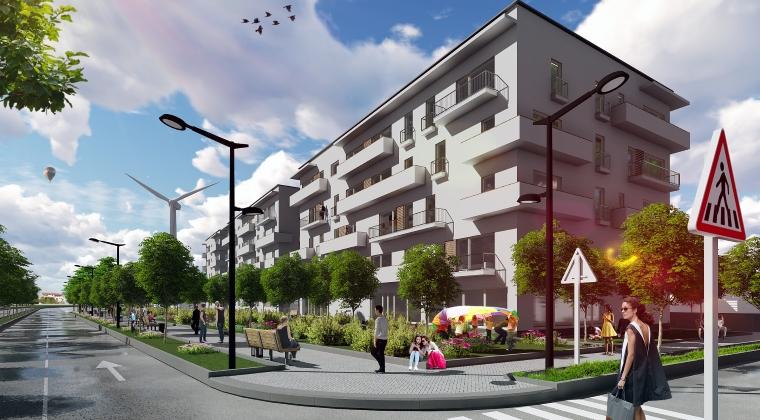 Black Friday in imobiliare: in Grunenpark vinde apartamente cu bucataria mobilata