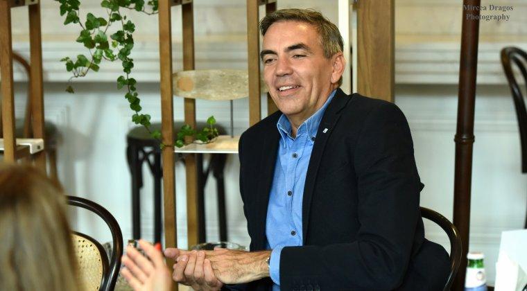 Viata dupa business, cu Dragos Anastasiu: Una dintre cele mai mari bucurii ale vietii mele este ca nu am nevoie de bani