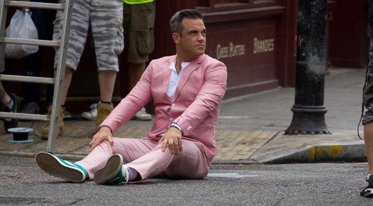 Robbie Williams, dezamagit dupa ce a fost cenzurat de BBC, din cauza unei dezvaluiri cu conotatie sexuala