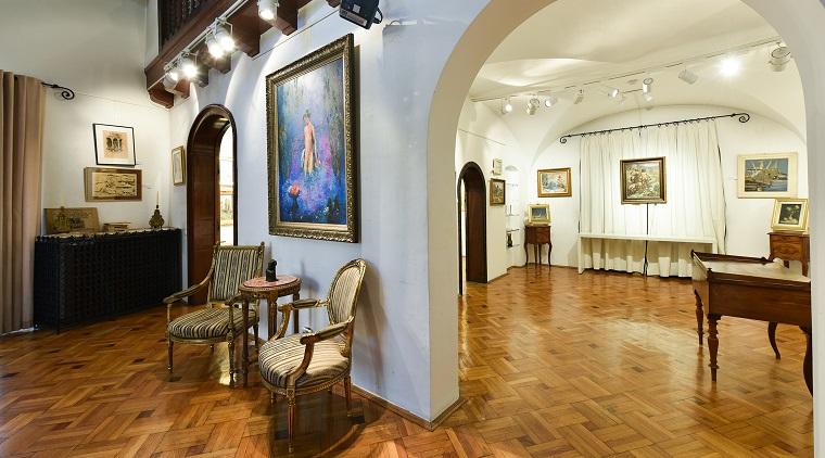 Casa de licitatii Goldart vrea sa vanda picturi cu randament garantat 15% in trei ani