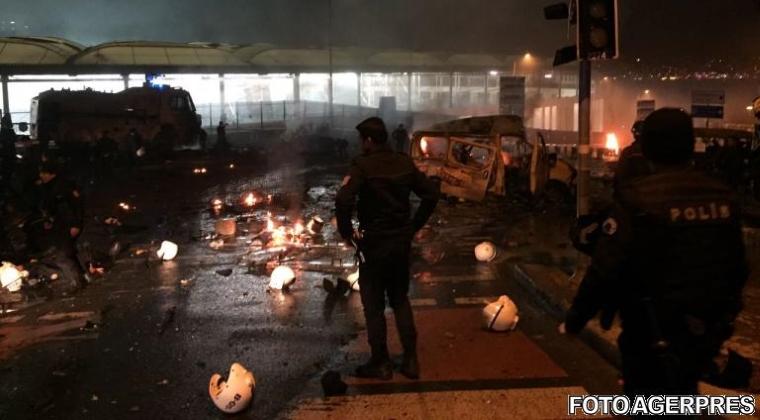 2017 a inceput sub semnul terorismului. Bilanturile atacurilor din Istanbul si Bagdad