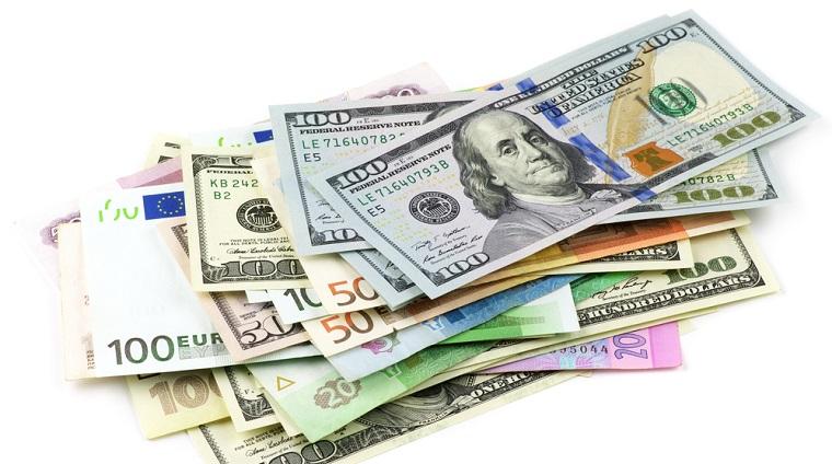 Estimarile traderilor pentru cele mai tranzactionate cinci perechi valutare in primul trimestru din 2017
