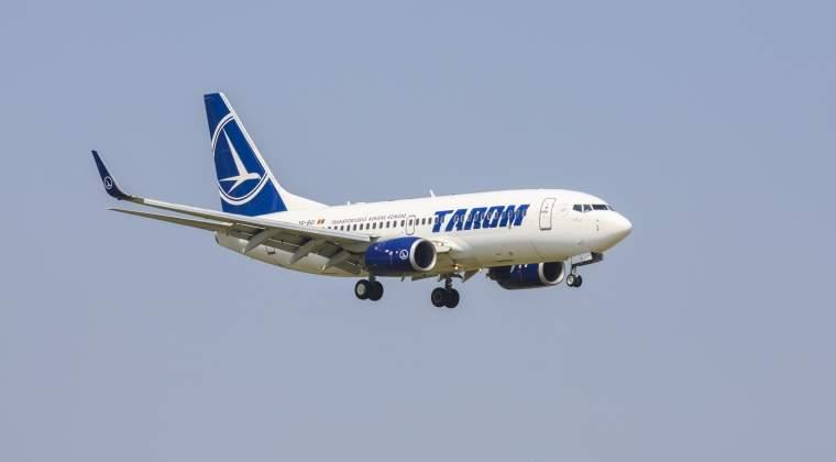 Tarom a anulat zece zboruri intre Bucuresti si sase alte destinatii, invocand conditiile meteo