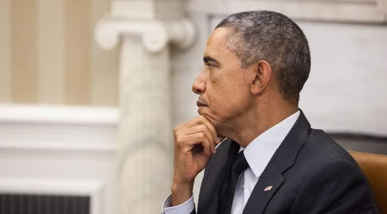 [Video] Barack Obama si-a luat ramas-bun de la Casa Alba printr-un discurs sustinut in orasul sau natal