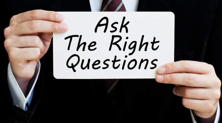 Careers - Intrebari interviu de angajare: iata ce il poti intreba pe angajator