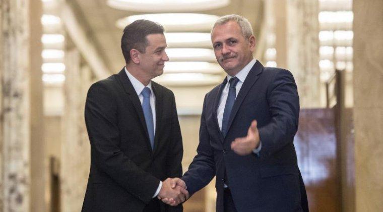 Politic - Conducerea Camerei a aprobat plata cheltuielilor pentru deplasarea lui Dragnea la Washington. PSD a anuntat apoi ca suporta toate costurile