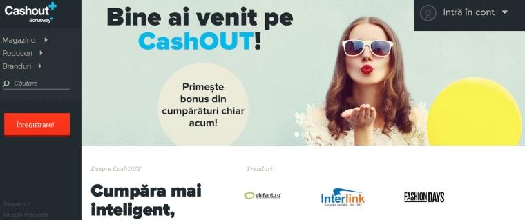 Tranzactie pe piata cashback: Finlandezii Bonusway cumpara Cashout.ro