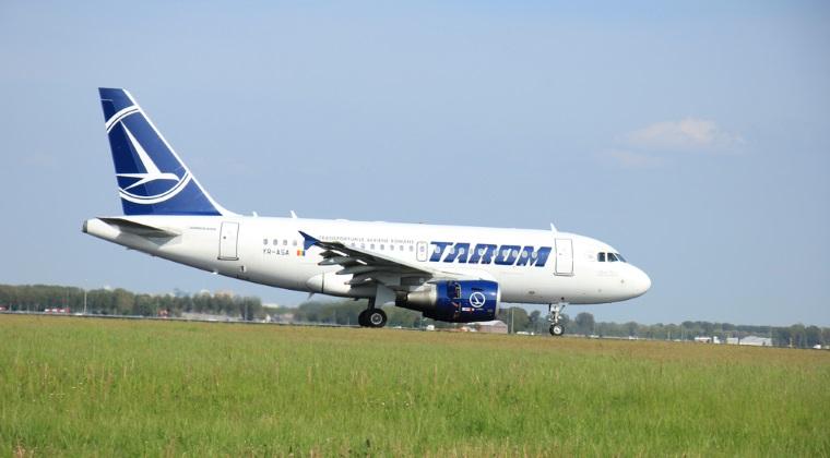 Tarom vinde bilete de avion de la 79 euro: unde poti sa zbori