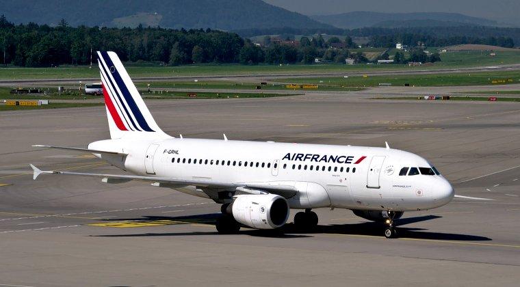 Pilotii Air France au acceptat infiintarea unei companii aeriene low-cost de lung curier