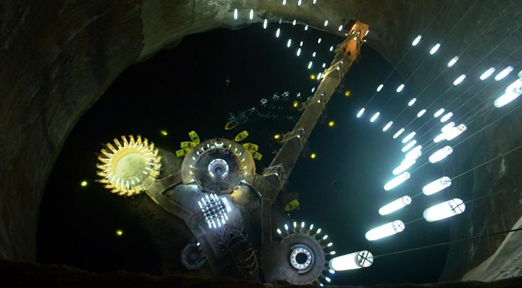Inaltarea din adancuri| Cum a iesit la lumina Salina Turda: de la adapost pentru branzeturi la cel mai vizitat obiectiv public din Romania