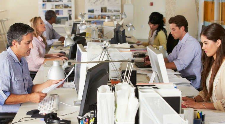 Cat de mare este impactul iluminatului asupra productivitatii angajatilor