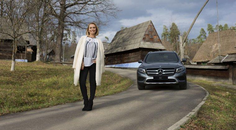 Primul show online marca Mercedes-Benz in Romania: Romanii sunt incurajati sa se inscrie