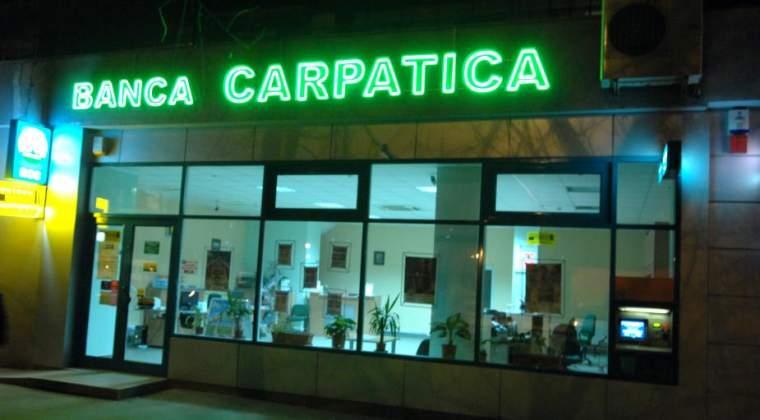 Fuziunea dintre Patria Bank si Carpatica se prelungeste, dupa ce dosarul a fost respins la Curtea de Apel Bucuresti