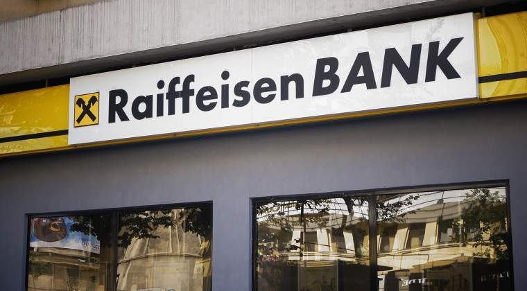 Profitul net al Raiffeisen Bank in Romania a crescut cu 4,5% in 2016, la 104 milioane de euro