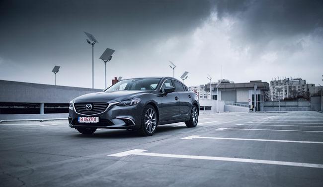 Test drive: Noua Mazda 6 indrazneste sa fie aroganta