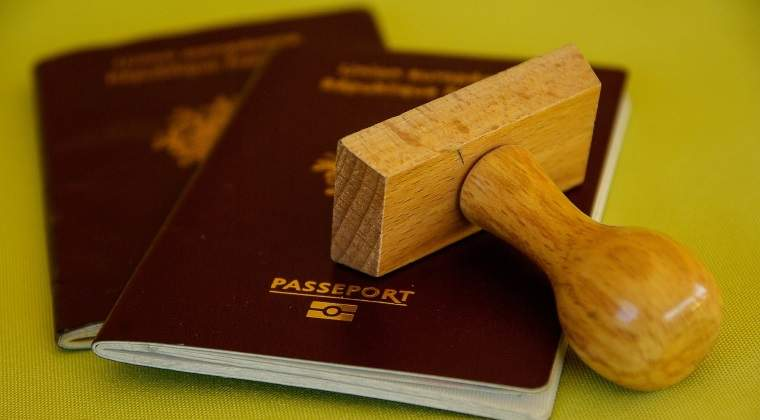 Aproape 1,2 milioane de pasapoarte au fost eliberate in 2016, cele mai multe din ultimii sase ani