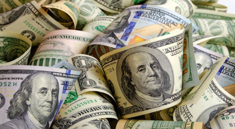 Dolarul, in scadere ca reactie la reuniunea G20