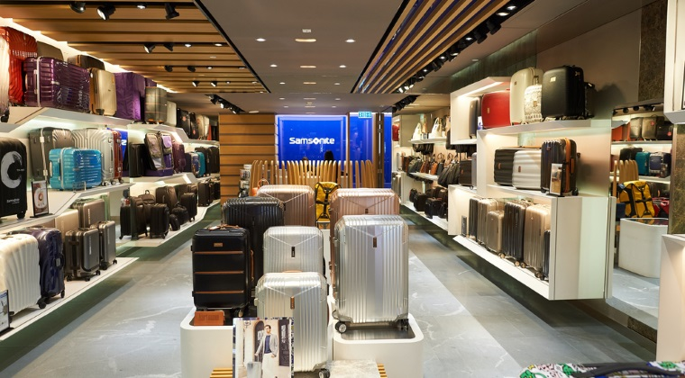 Samsonite vrea sa ajunga in urmatorii 5 ani la 100 de magazine la nivel national