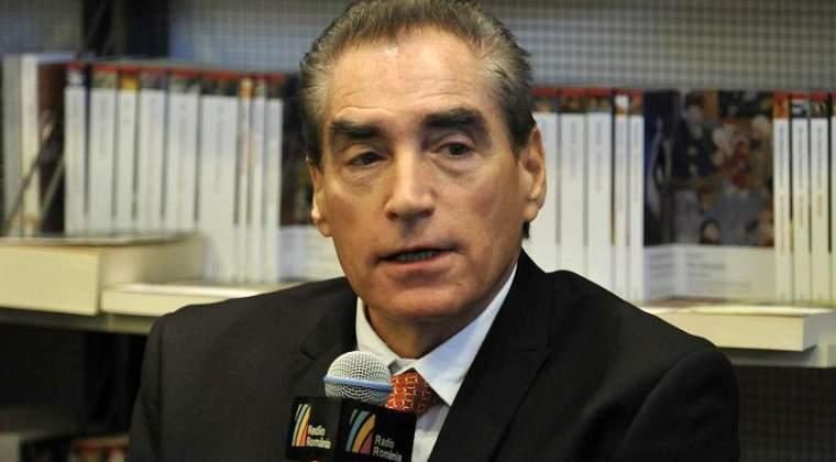 Fostul deputat Petre Roman a pierdut definitiv procesul cu ANI